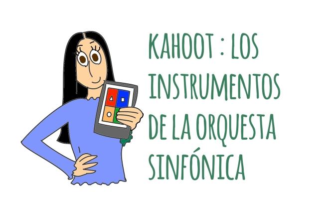 virtusosa kahoot instrumentos orquesta