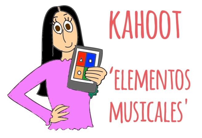 Kahoot Elementos Musicales