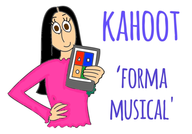 Kahoot Forma Musical